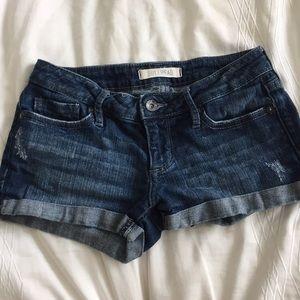 Pacsun bullhead jean shorts